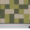 prodotti fonoassorbenza slalom slide verdi